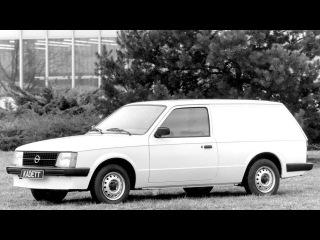 Opel Kadett Lieferwagen D '1979–85