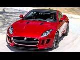 Jaguar F Type S Coupe US spec