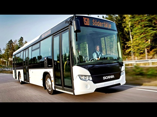 Scania Citywide LE 2011