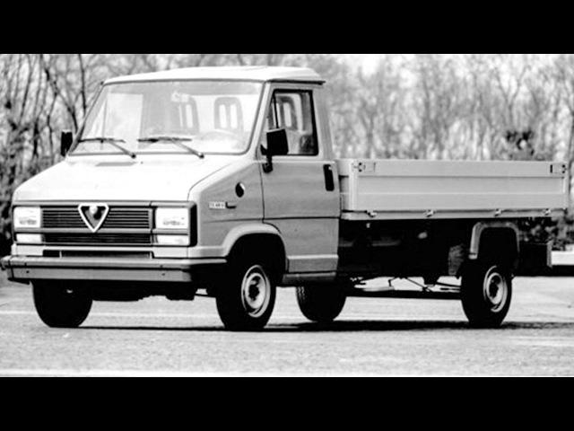 Alfa Romeo 13 AR6 Autocarro 280 1985 89