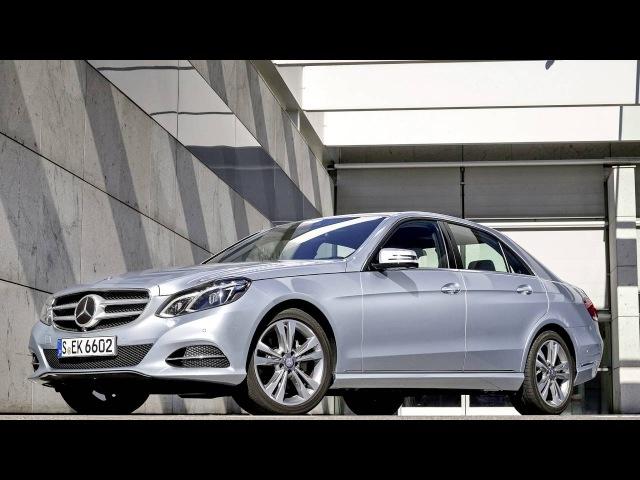 Mercedes Benz E 220 BlueTEC BlueEFFICIENCY Edition W212 2013–