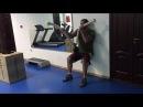 Упражнение на силовую выносливость от Александра Емельяненко