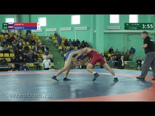 70kg. 1/2. Zakuev - Sidakov