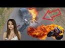 УЖАСНЫЕ МОТО АВАРИИBrutal Moto Crash