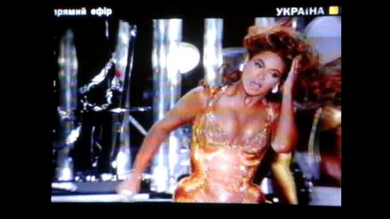 Beyonce (Бейонс) на открытии Донбасс-Арены