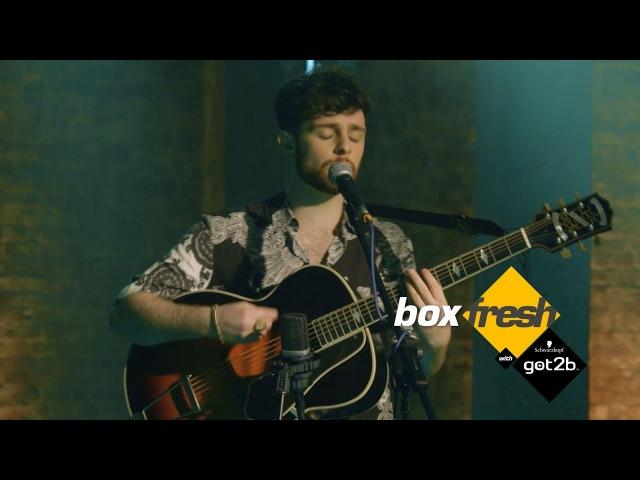 Tom Grennan - Something In The Water | Box Fresh with got2b
