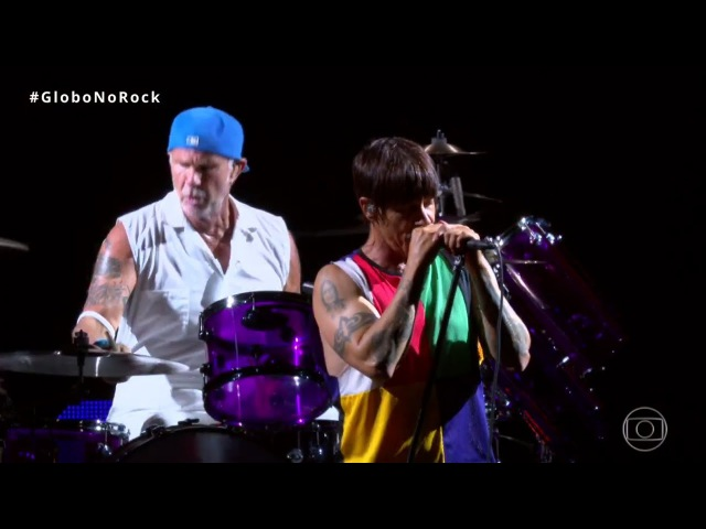 Red Hot Chili Peppers - The Zephyr Song - Ao Vivo - Rock In Rio - 25/09/2017