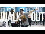 Танцы в Череповце с Александром Мартыновым Unk - Walk It Out Танцевальный центр ЭлеФанк