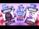 СВИТ БОКС Звездные Войны Коробочки Сюрприз Sweet Box/ Unboxing Surprise Toys