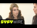 Magicians Stella Maeve on Julia's Struggle with Sexual Assault New York Comic Con 2017 SYFY WIRE