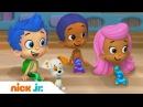 Гуппи и пузырики 1 сезон 2 серия Nick Jr Россия