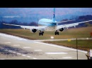 HD Landing Korean Air B739 at Vladivostok