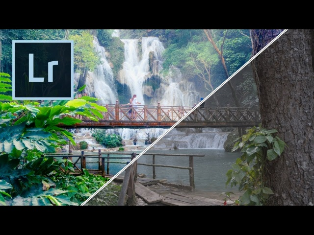 From Boring RAW File To AWESOME Picture - Complete Edit From Start To Finish Using Adobe Lightroom