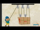 What is a Pulley Simple Machines Mocomi Kids