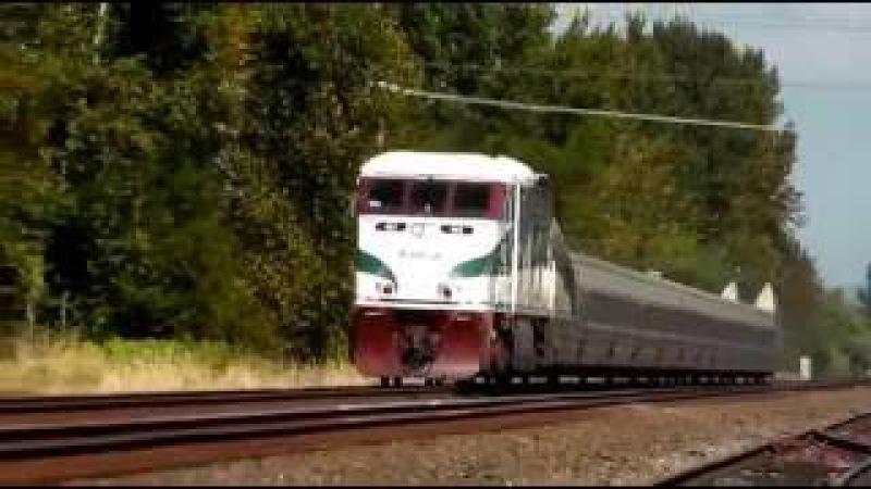 Alphaville - Big in Japan. Travel modern train america mix