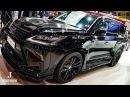 4KEIGHT STAR LEXUS LX570 body kit レクサスLX570エアロカスタム - 東京オートサロン2018