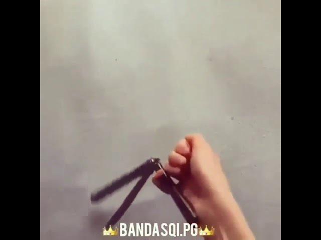 Нож бабочка под песню Тамада