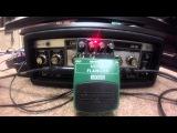 cbmods circuit bent Behringer Ultra Flanger UF100