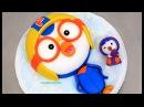 ( lakomkavk) How to make a PORORO CAKE by Cakes Stepbystep | 뽀로로케이크