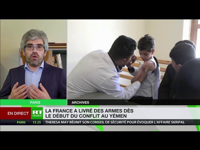 Yémen les ventes darmes françaises à lArabie saoudite facilitent-elles les crimes de guerre