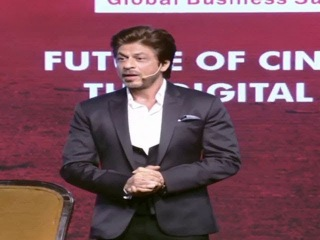 Shah Rukh Khan at his wittiest best at ET Global Business Summit | ET GBS 2018