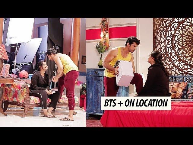 Ikyawann | On Location | Behind The Scenes | Star Plus