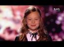 Полина Павлющенко Кукушка – выбор вслепую – Голос. Дети 4 сезон
