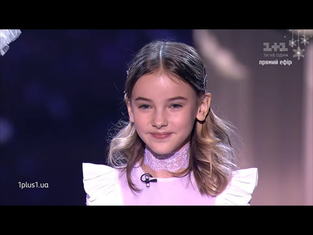 Данэлия Тулешова Spectrum – финал – Голос. Дети 4 сезон
