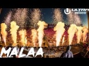 Malaa DROPS ONLY Ultra Music Festival Mexico 2017
