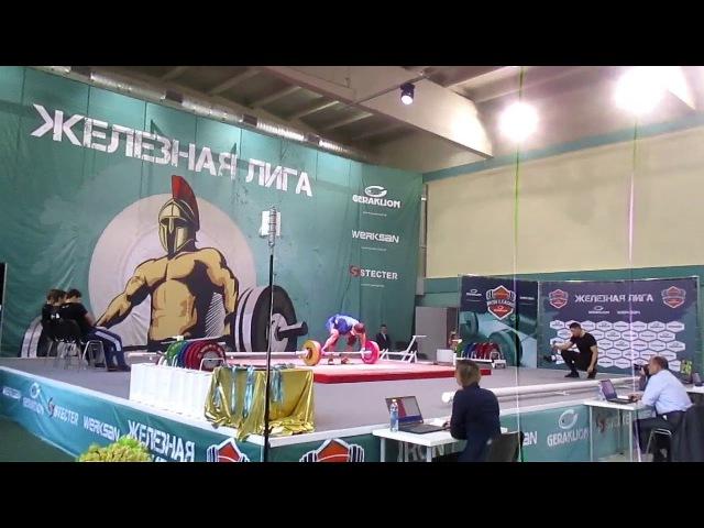 Дерзкий кроссфитер, замахнувшийся на рекорд Знаменского, отметился в ТА.