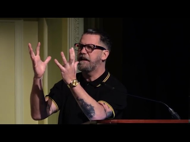 Gavin McInnes Talks About The Importance Of Men's Clubs