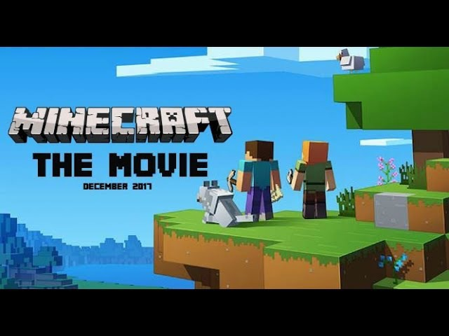 The minecraft life of Alex and Steve THE MOVIE