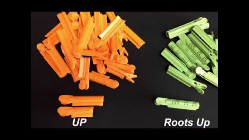Ролики для прикорневого объема UP и Roots Up