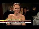Jennifer Lawrence, Jack Nicholson Interruption Makes Waves After Oscars Anne Hathaway on Big Win coub