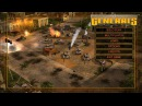 Command and Conquer Generals 2003 main menu 4K ULTRA HD