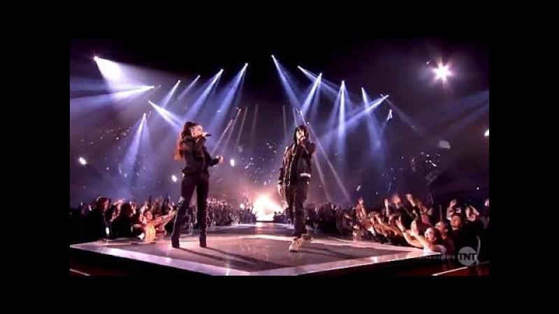 Eminem - Performs Nowhere Fast feat. Kehlani (iHeart Awards)