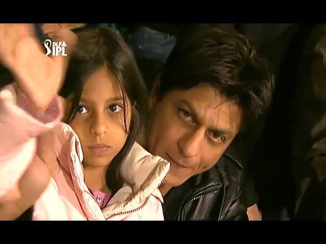 Шахрукх Кхан и Сухана Любимая папина дочка