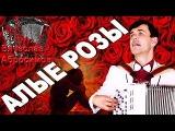 ЭТА ПЕСНЯ ПРОСТО РВЕТ ДУШУ НА ЧАСТИ! (Алые розы - под баян)