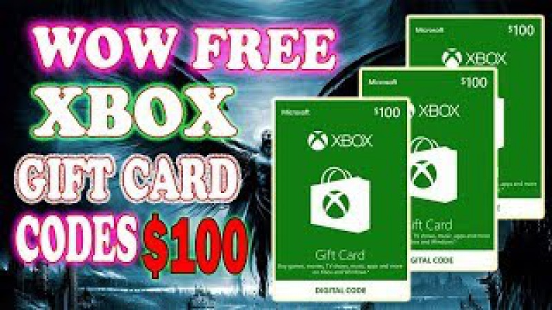 How to get free Xbox live or gift cards or gold live or Redeem Codes✳️NEW 2018✳️✳️✳️ - YouTube