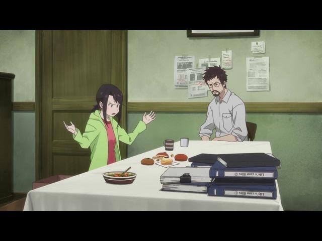Би: Начало / B: The Beginning - 4 серия русская озвучка AniMur (Skys и Axealik)