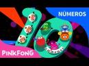Cuenta de 10 en 10 | Números | PINKFONG Canciones Infantiles