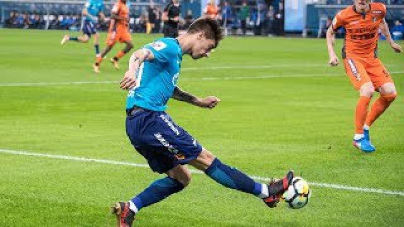 «Зенит» — «Урал»: полный обзор матча
