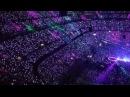 Coldplay live in Milano San Siro A sky full of stars 04/07/17