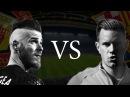David De Gea vs Marc-André ter Stegen ► Best Saves - MU   Barca   ᴴᴰ