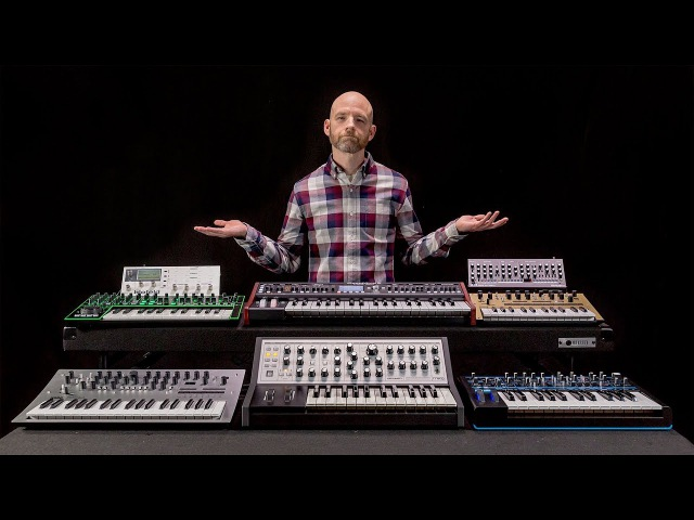 Choosing Your First Hardware Synthesizer for Under $1000