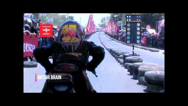 Trik START Joki Terbaik Kediri ADIT COCO 42 - Drag Bike Bebek 4Tak Tune Up 130cc