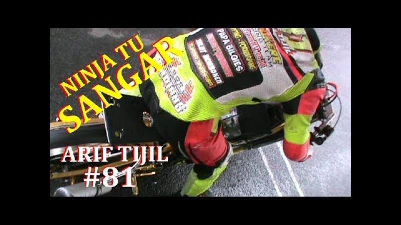 SANGAR ! NINJA TUNE UP TIJIL Team TM3 SPEED MAUMERE | VIDEO DRAG BIKE