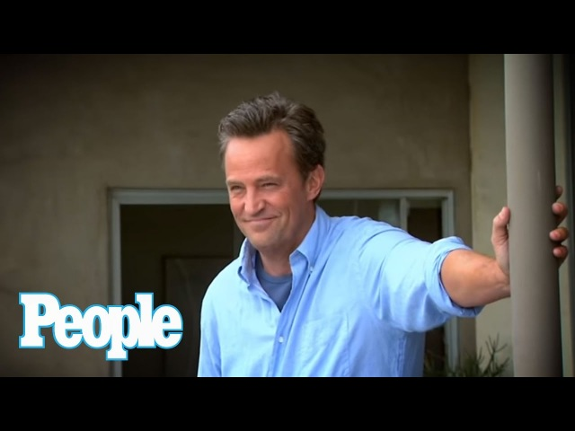 Matthew Perry's Sexiest Traits | People