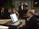 J. S. Bach - Suite para Orquesta N 3 in D Major, BWV 1068. Ouverture.- The Amsterdam Baroque Orchestra.  Ton Koopman (Дирижер, Клавесин, Орган) National Museum Het Loo Palace in Apeldoorn (Netherlands).