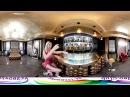 VR видео 360 градусов Модель Playboy играет лучшие спиннеры ❤